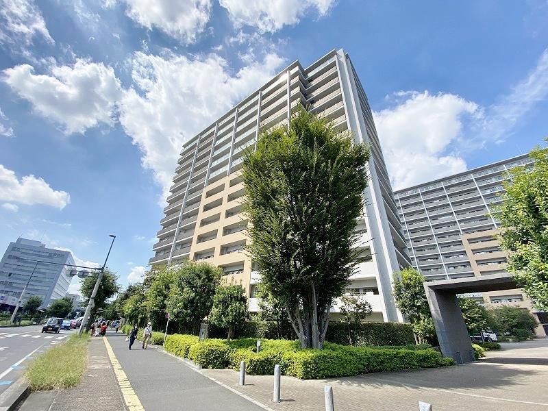 10階東南北 3方向角部屋 オール電化 ソフィアさいたま新都心シティコート LDK約19.3帖床暖房 6,180万円